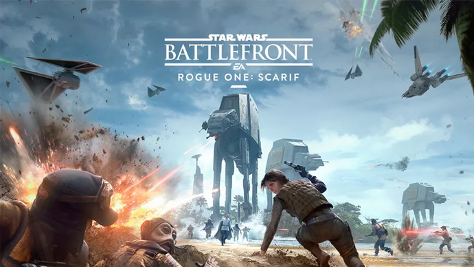 Star Wars Battlefront - Rogue One