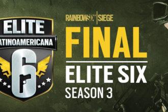 Final do Elite Six - Rainbow Six Siege