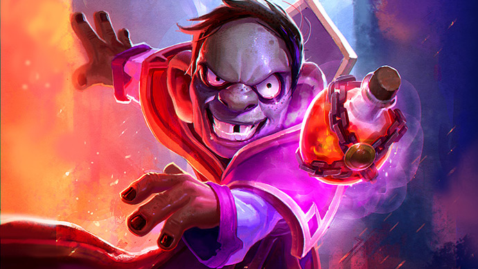 As Gangues de Geringontzan - Hearthstone