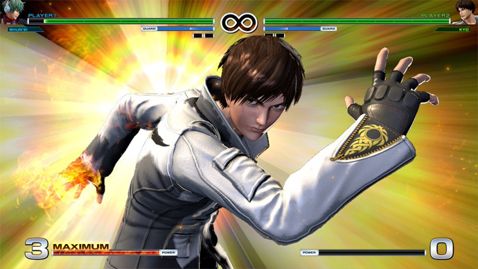 King of Fighters XIV - update