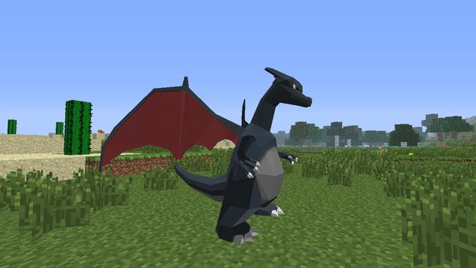 Pixelmon: mod de Pokémon para Minecraft