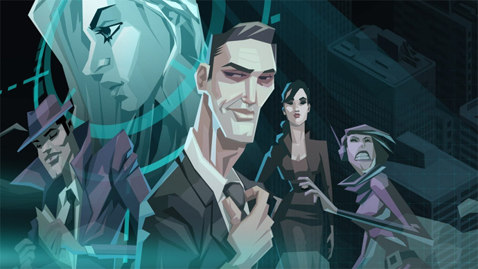 Invisible, Inc na PS Plus