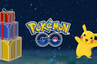 Pokémon GO de Natal