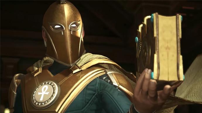 Injustice 2: Senhor Destino