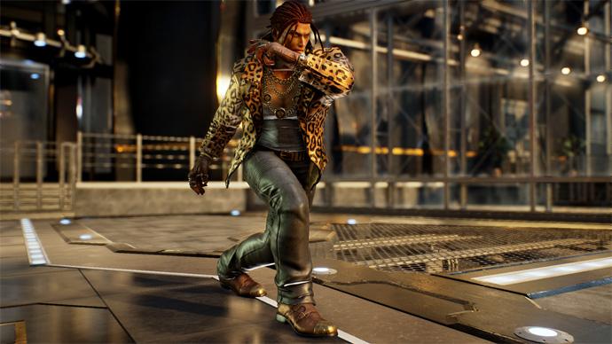 Tekken 7: brasileiro Eddy Gordo