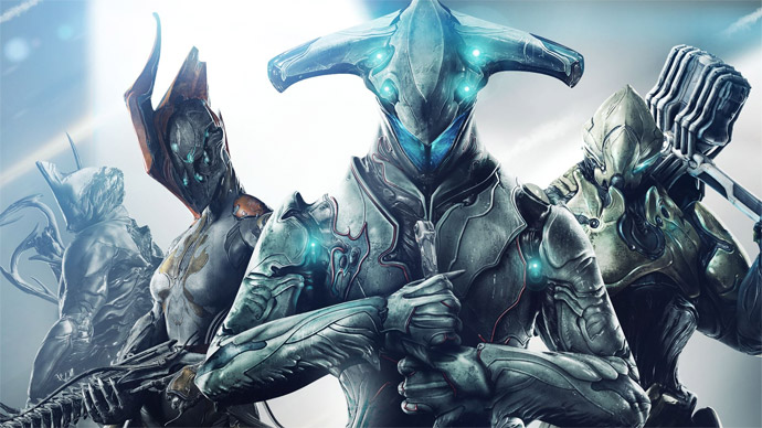 Warframe no PC