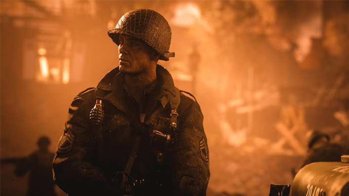 Call of Duty: WWII ou COD: WWII