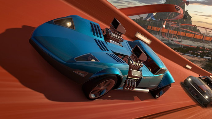 Forza Horizon 3 com DLC Hot Wheels