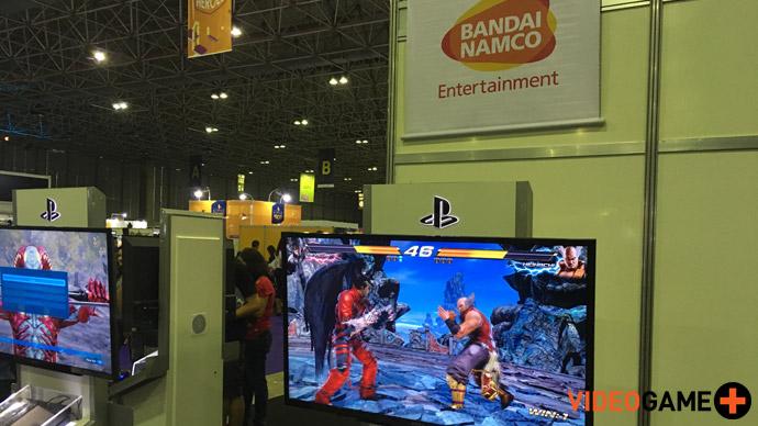 Tekken 7 na GGRF