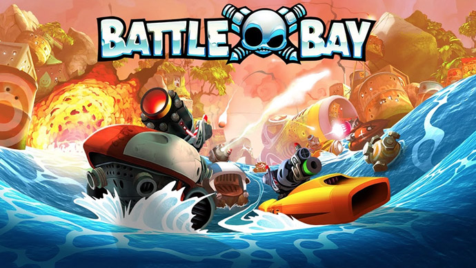 Battle Bay - o MOBA da Rovio