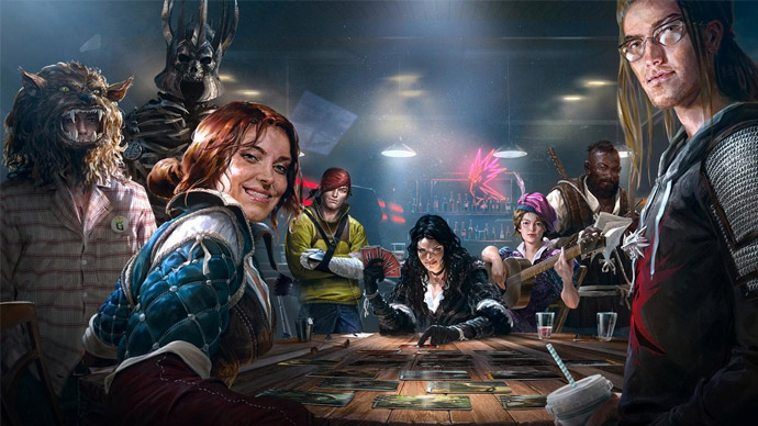CD Projekt Red - Gwent