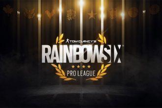 Pro League de Rainbow Siex Siege