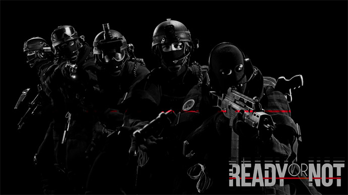 Ready or Not - FPS tipo Swat