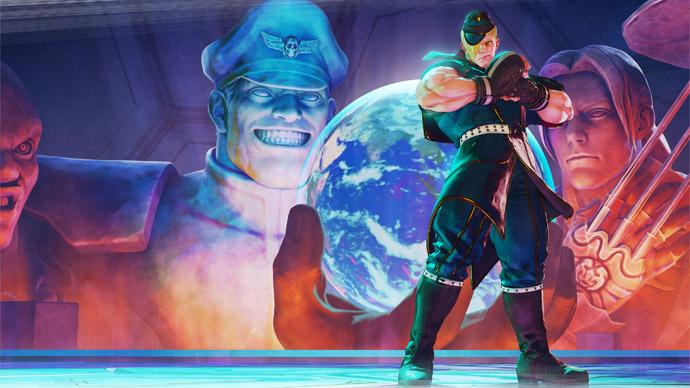 Street Fighter 5 - Ed