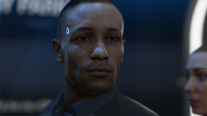 Detroit: Become Human no PlayStation 4