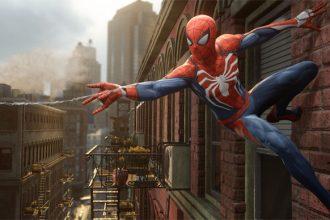 Spider-Man do PS4