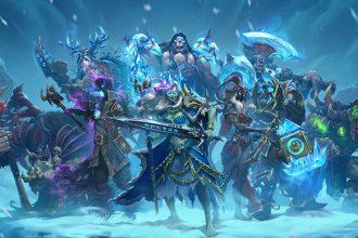 Hearthstone: Cavaleiros do Trono de Gelo