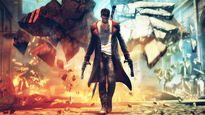 DmC: Devil May Cry no Humble Bundle