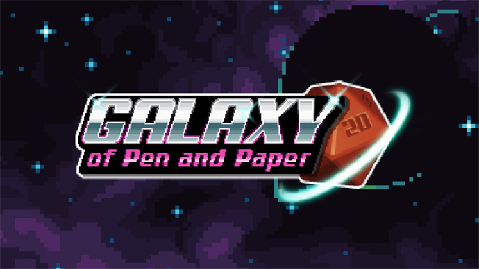 Galaxy of Pen and Paper