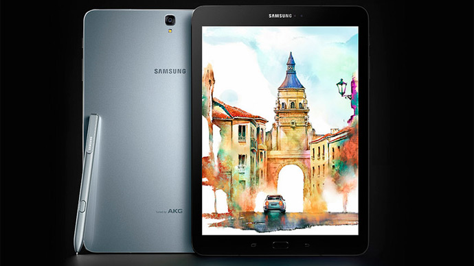 Samsung Galaxy Tab S3 no Brasil