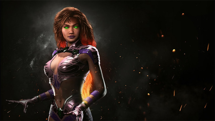 Injustice 2 - Estelar