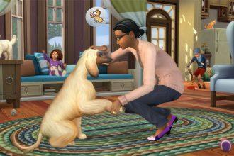 The Sims 4 Gatos e Cães