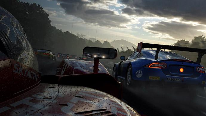 Forza 7 com DLC Velozes e Furiosos