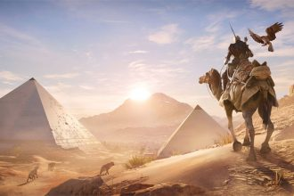 Assassin's Creed Origins na BGS