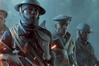 Battlefield 1 - expansão Turning Tide