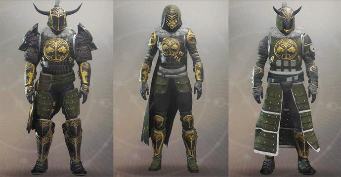 Destiny 2 com Bandeira de Ferro