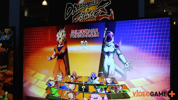 Dragon Ball FighterZ na BGS