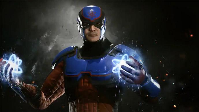 Elektron em Injustice 2