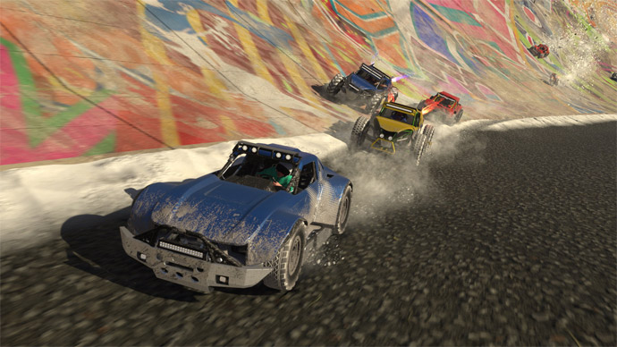 Onrush da Codemasters