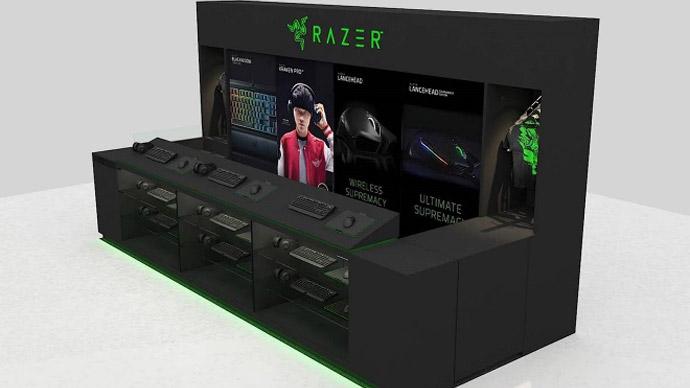Quiosque da Razer