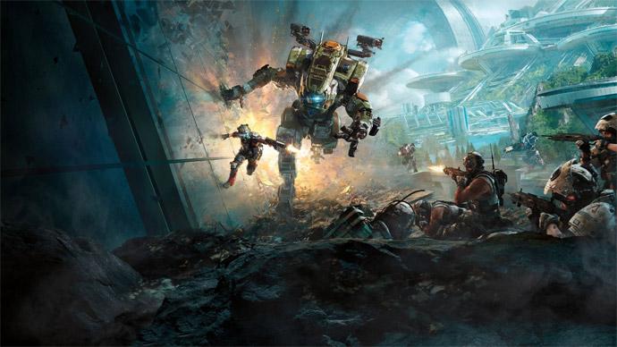 Titanfall 2 no Origin Access