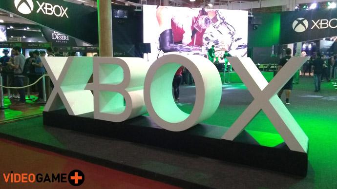 Xbox One S na BGS 2017