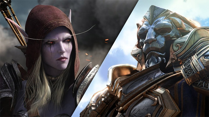 Battle for Azeroth em WoW