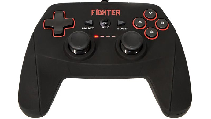 Dazz Dual Shock Fighter - controle