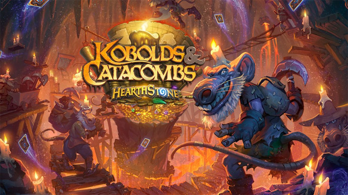 Hearthstone - Kobolds & Catacumbas