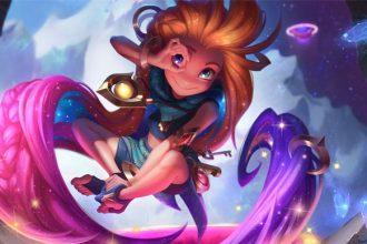 League of Legends - Zoe
