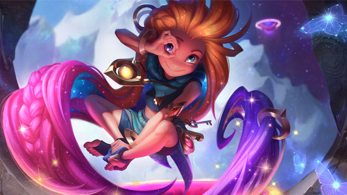 League of Legends - Zoe