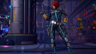 Marvel vs Capcom Infinite - Viúva Negra
