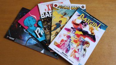 Quadrinhos para ler antes que acabe 2017