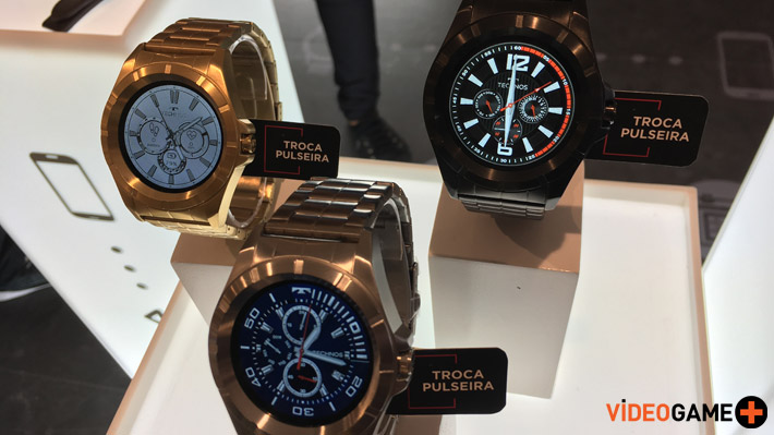 Technos Connect Full Display