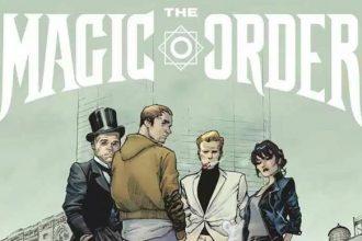 The Magic Order