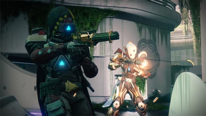Destiny 2: A Maldição de Osiris