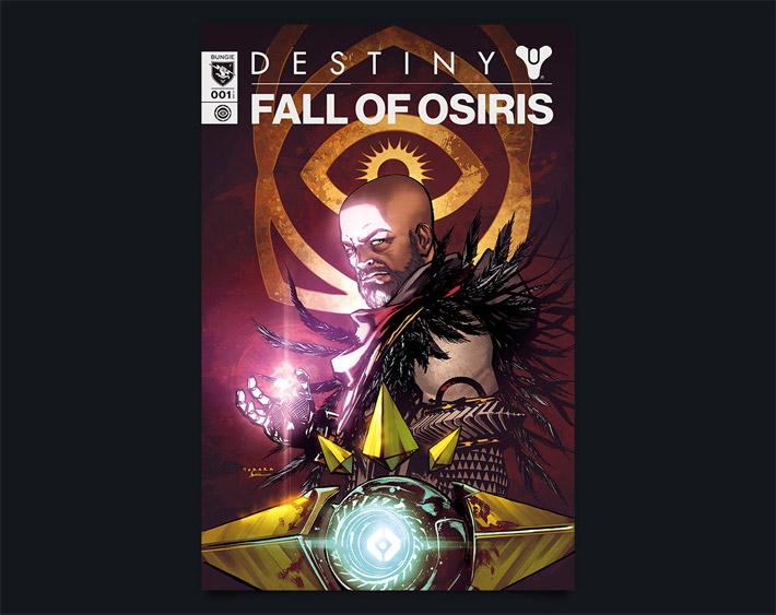 Destiny 2 em quadrinhos