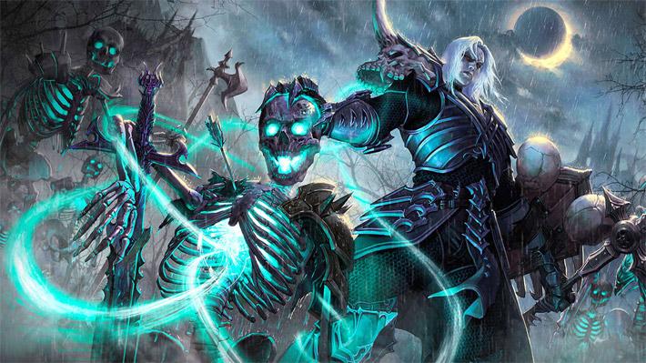 Diablo 3 - Ascensão do Necromante