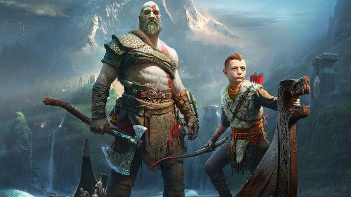 God of War é um dos jogos mais aguardados de 2018