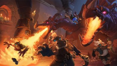 Kobolds e Catacumbas de Hearthstone